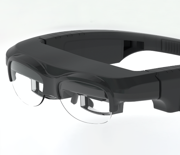 ThirdEye Augmented Reality Smart Glasses